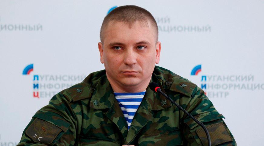 Марочко: Ополченцы сбили беспилотник ВСУ