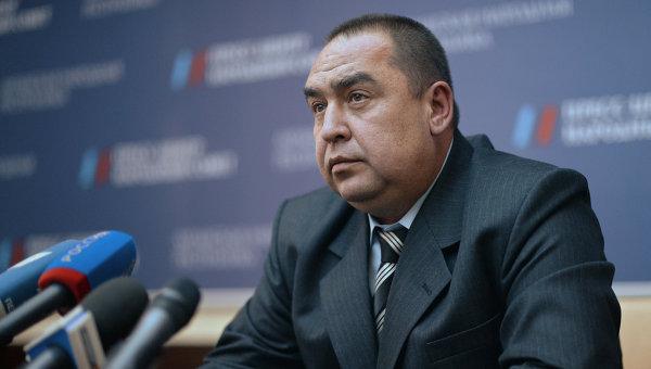 Глава ЛНР Игорь Плотницкий подал в отставку по состоянию здоровья