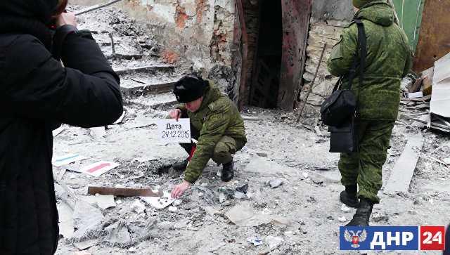 ВСУ три раза за сутки обстреляли территорию ЛНР