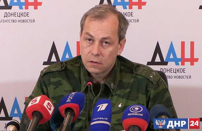 Обстановка на фронте резко обострилась, ВСУ за сутки более 900 раз нарушили «режим тишины» – Басурин