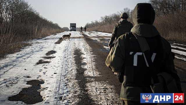 В ЛНР заявили о трех обстрелах за сутки.