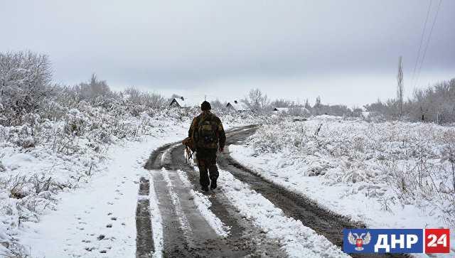 Силовики четыре раза за сутки обстреляли территорию ЛНР