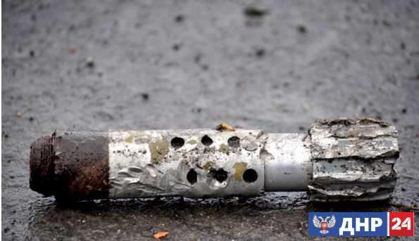 Огнем ВСУ на западе Донецка повреждено как минимум восемь домов, нарушено газо- и электроснабжение