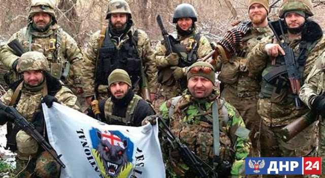 """Боевики """"Грузинского легиона"""" не вынесли безденежья и уехали из Донбасса домой"""