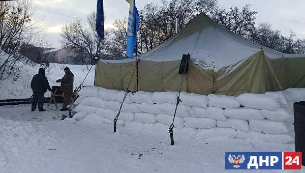 Торговую блокаду Донбасса намерены существенно расширить