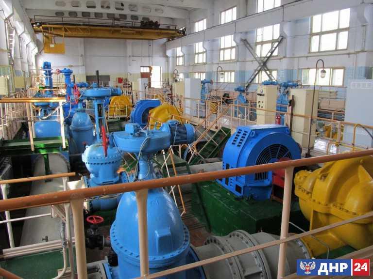 Донецкая фильтровальная станция обесточена в результате обстрела – «Вода Донбасса»