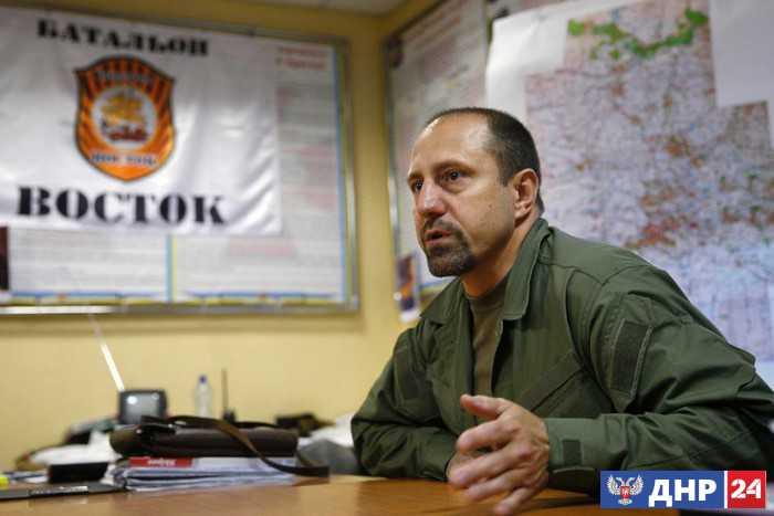 Интервью с Александром Ходаковским о ситуации под Авдеевкой.