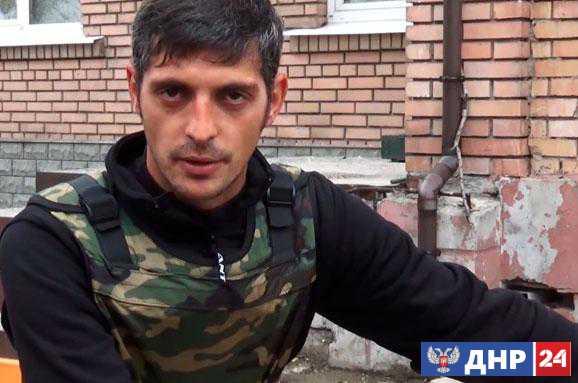 Командир подразделения «Сомали» Михаил Толстых убит в Донецке (Обновлено)
