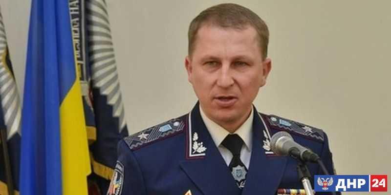 Генерал-майор МВД Украины Аброськин: Блокаду трассы на Донбассе устроили зэки и иностранцы