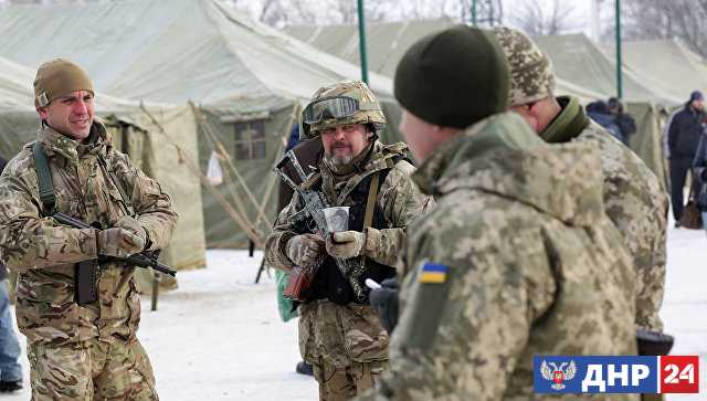 Лавров заявил, что ОБСЕ обвиняет Киев в эскалации конфликта в Донбассе
