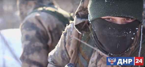 «Ты один из нас»: Командование ДНР к 23 февраля выпустило ролик о буднях военнослужащих