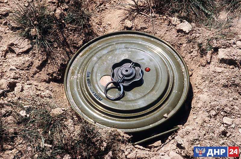 """В """"серой зоне"""" на мине подорвалась украинская диверсионная группа"""