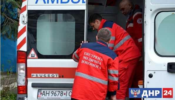 Жительница поселка Крутая Балка под Ясиноватой ранена в результате обстрела со стороны ВСУ