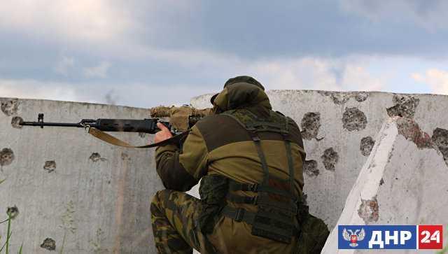 В ЛНР заявили о диверсантах у линии соприкосновения