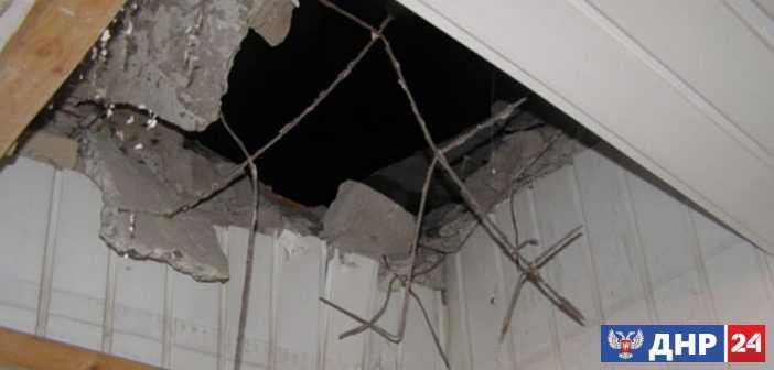 В Ровно по зданию патрульной полиции выстрелили из гранатомета