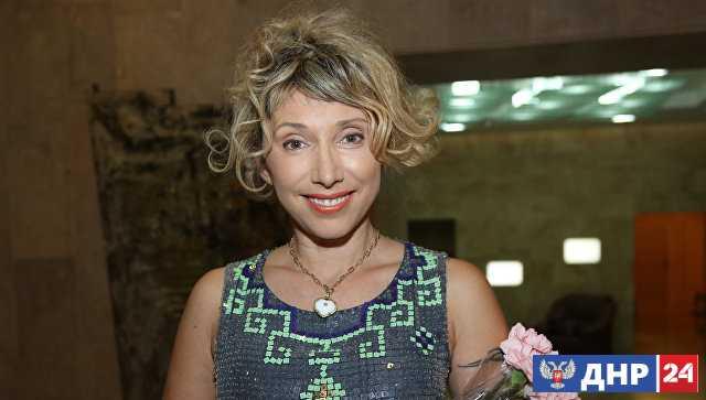 Актрису Елену Воробей не пустили на Украину