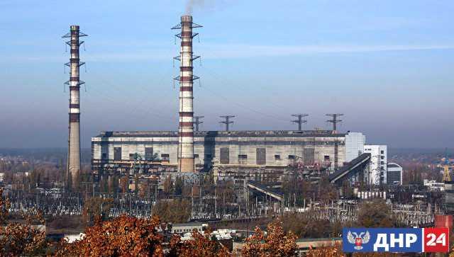 На Украине остановят работу четырех крупнейших ТЭС.