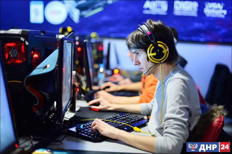 В ДНР пройдет чемпионат по киберспорту, приглашены участники с подконтрольной Киеву территории