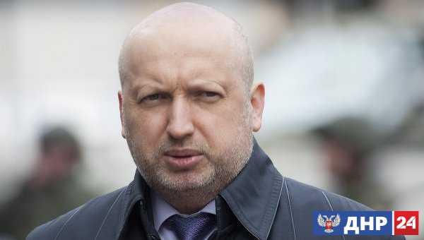 """Турчинов рассказал, когда в Украине закончится """"АТО"""""""