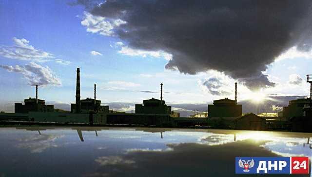На Запорожской АЭС отключился энергоблок