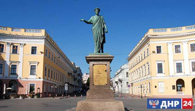 В Одессе возбудили дело после возвращения улицам советских названий