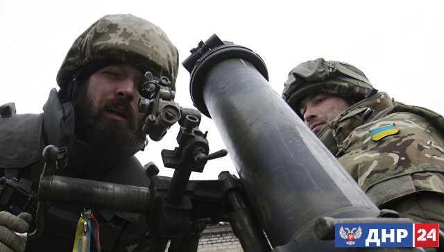 Силовики шесть раз за сутки обстреляли территорию ЛНР, заявили в республике