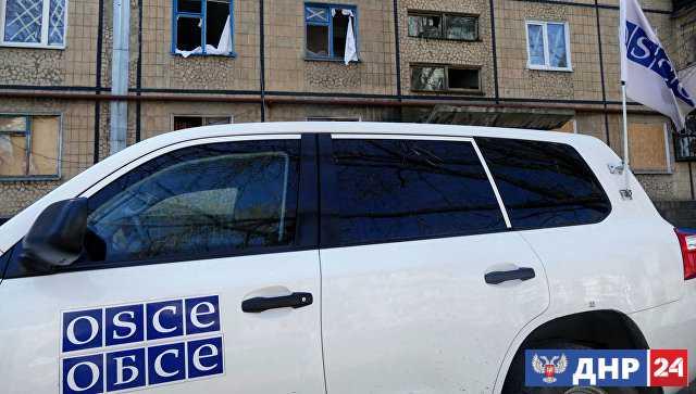 В ЛНР предотвратили теракт против наблюдателей миссии ОБСЕ