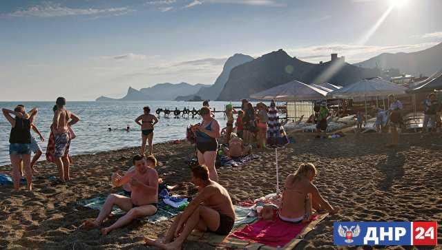 В Крыму заявили о начале Украиной туристической блокады полуострова