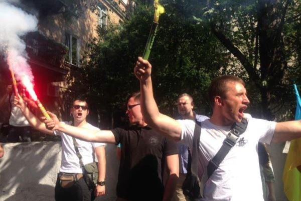 Нацистская группа С14 объявила о подготовке «зачистки ваты» в Киеве