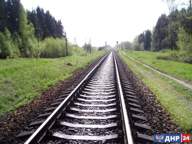 Железную дорогу в обход Украины ввели в строй
