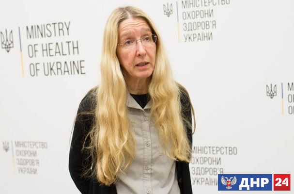 Украинскую медицину американка Супрун нацеливает на войну