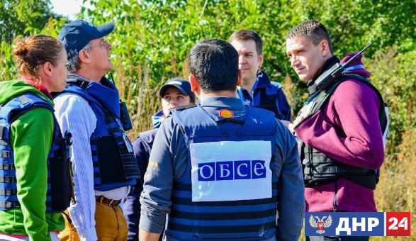 Командование ДНР опубликовало приказ о запрете ограничивать в Республике работу ОБСЕ