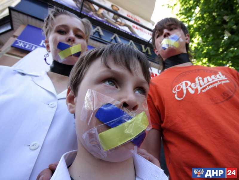 Украинская пресса звонко облаяла соседей, «ополчившихся» на Украину из-за мовы