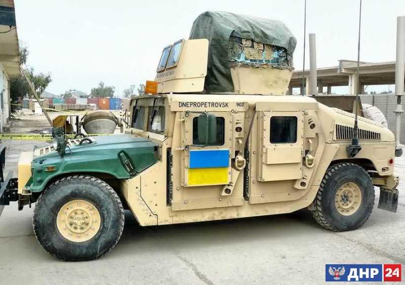 Американская военная помощь Украине: автомобили разваливаются, беспилотники не летают