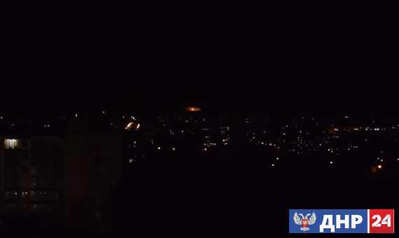 Под Винницей взрываются склады с боеприпасами.