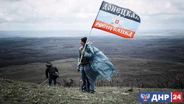 Перешедший на сторону ДНР подполковник СБУ намерен обнародовать тайные документы.