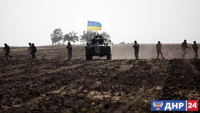 ВСУ обстреляли территорию ЛНР семь раз за сутки, сообщили в республике