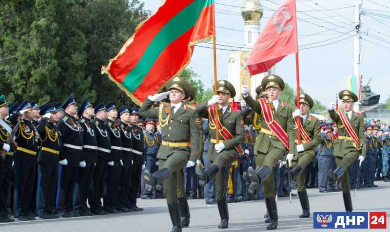 Киев и Кишинёв готовят Приднестровью «маленькую победоносную войну»