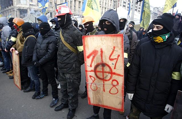 Европейские СМИ: майдан 3.0 в Киеве будет неонацистским