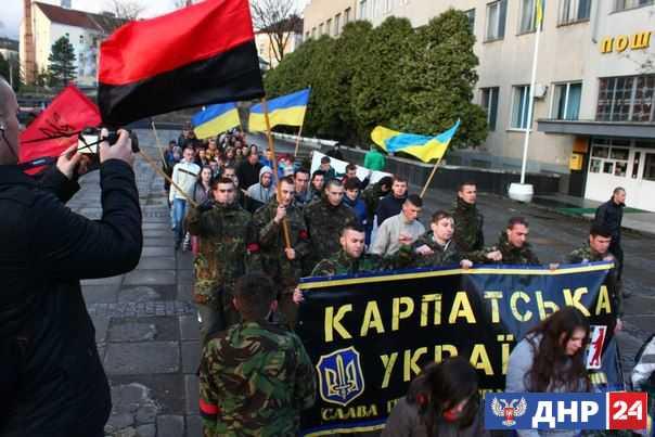 Вооружённый конфликт в Закарпатье может стать последним для государства Украины
