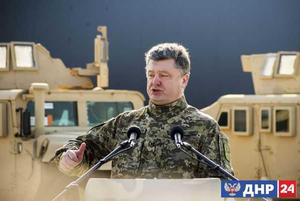 FAZ: война – это клондайк. Миллионы Порошенко оплачены жизнями украинских солдат