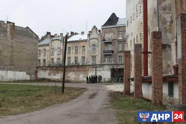 Скандал с польской оккупацией Украины