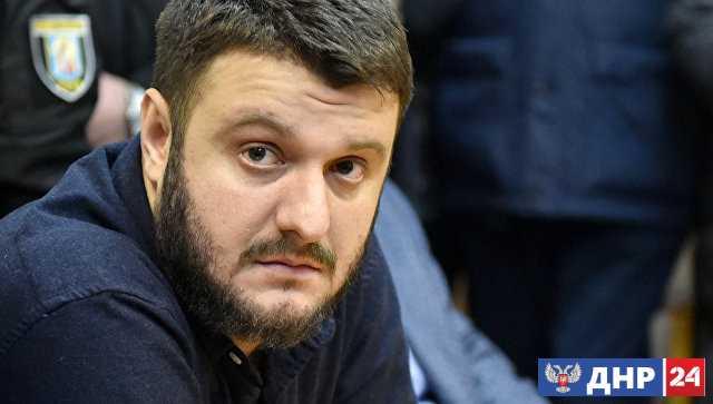 Украинская прокуратура потребовала арестовать сына главы МВД