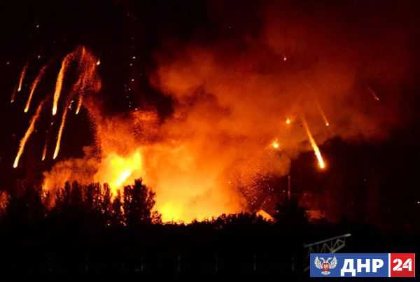 Кто взрывал склады с боеприпасами под Винницей, в Балаклее и под Мариуполем