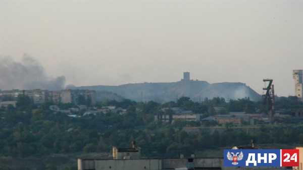 FAZ:в Донбассе 4000 бомб замедленного действия