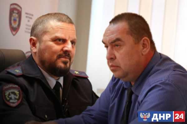 Конфликт Корнета и Плотницкого вышел на новый круг