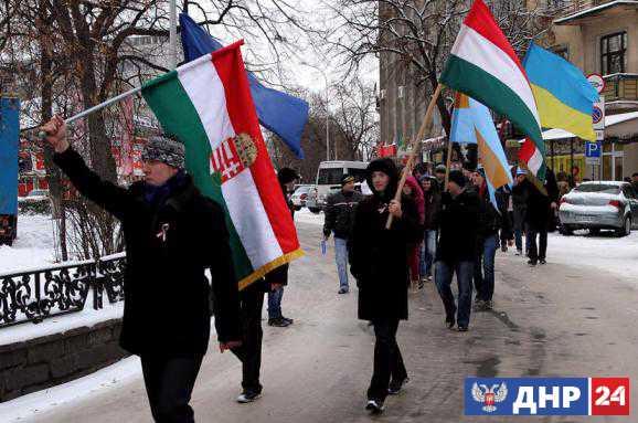 Венгрия готовится забрать земли Украины. На подходе Румыния и Польша