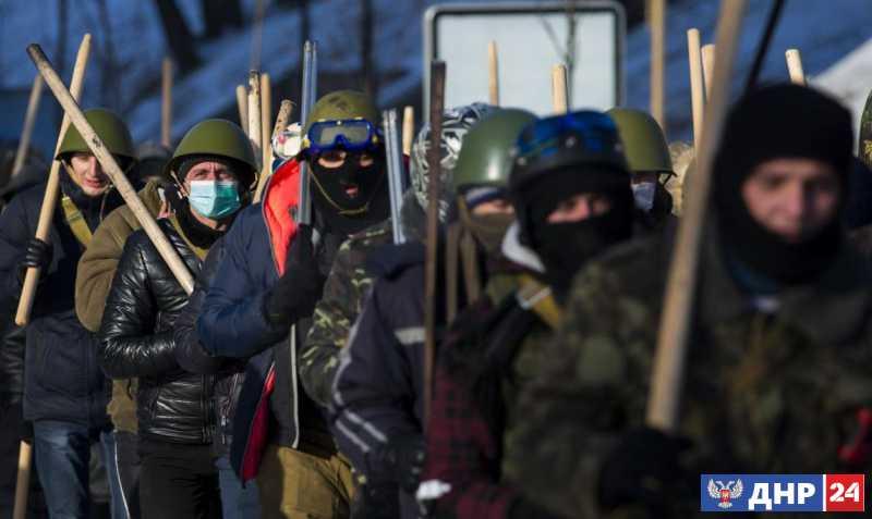 Украина. Из жизни паразитов