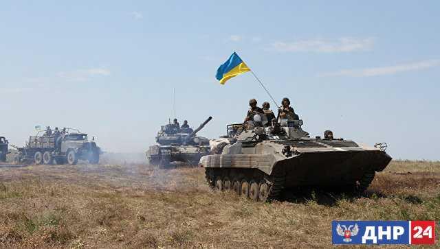 ВСУ обстреляли территорию ЛНР 11 раз за сутки, заявили в республике