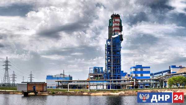 Запуск предприятия «Стирол» в Горловке запланирован в первой половине 2018 года – Грановский